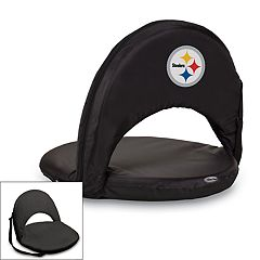 Picnic Time Pittsburgh Steelers Oniva Portable Chair