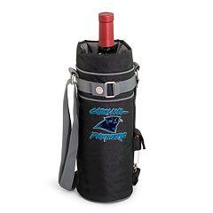 Picnic Time Carolina Panthers Insulated Wine Sack