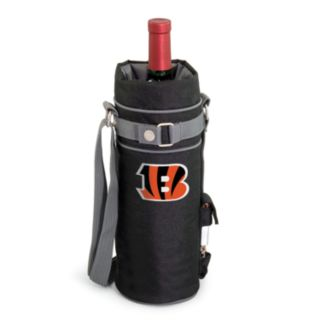 Picnic Time Cincinnati Bengals Insulated Wine Sack