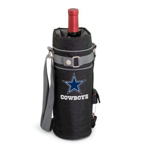 Picnic Time Dallas Cowboys Insulated Wine Sack
