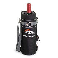 Picnic Time Denver Broncos Insulated Wine Sack