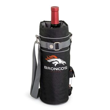 Picnic Time Denver Broncos Insulated Wine Sack
