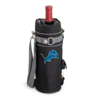 Picnic Time Detroit Lions Insulated Wine Sack