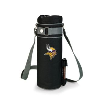 Picnic Time Minnesota Vikings Insulated Wine Sack