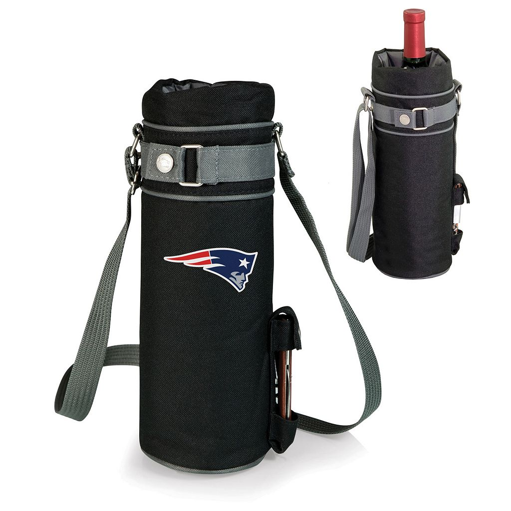Picnic Time New England Patriots Insulated Wine Sack