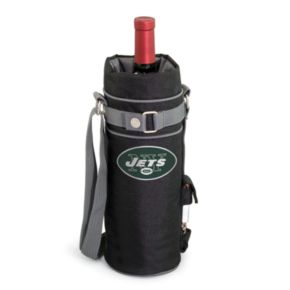 Picnic Time New York Jets Insulated Wine Sack
