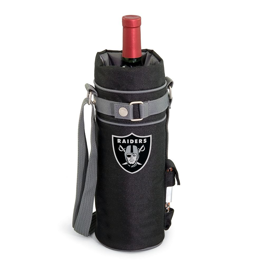 Picnic Time Oakland Raiders Insulated Wine Sack