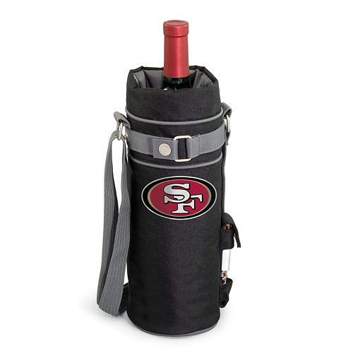 Picnic Time San Francisco 49ers Insulated Wine Sack