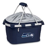 Picnic Time Seattle Seahawks Metro Insulated Picnic Basket