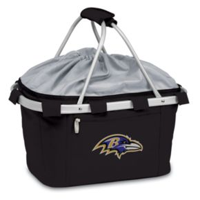 Picnic Time NFL Metro Insulated Picnic Basket