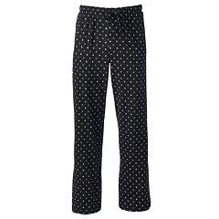 Men's Croft & Barrow® True Comfort Patterned Sleep Pants