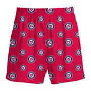 Washington Nationals Shorts - Boys' 8-20
