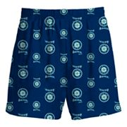 Seattle Mariners Shorts - Boys' 8-20