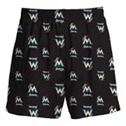 Miami Marlins Shorts - Boys' 8-20