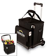 Picnic Time San Diego Chargers Cellar Insulated Wine Cooler and Hand Cart