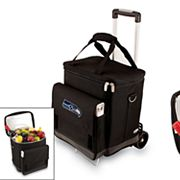 Picnic Time Seattle Seahawks Cellar Insulated Wine Cooler and Hand Cart