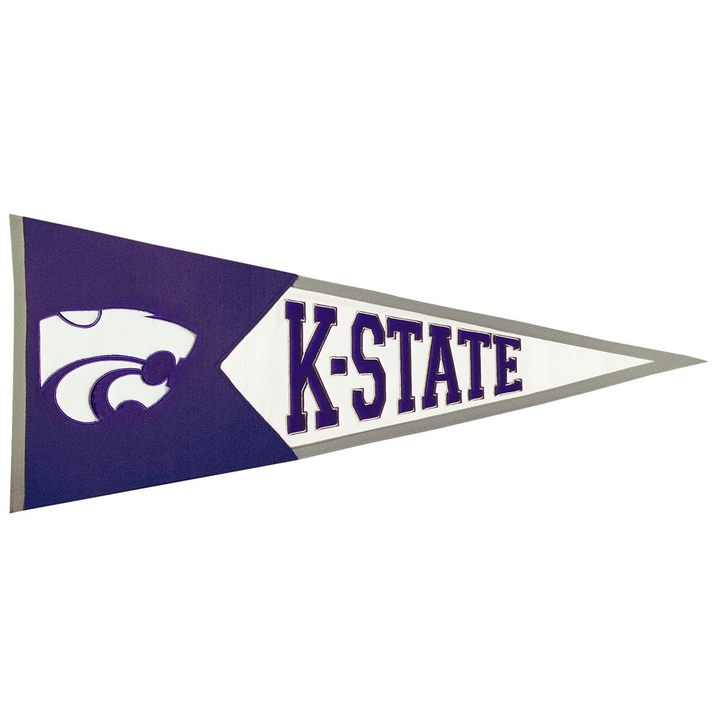 Kansas State Wildcats Classic Pennant