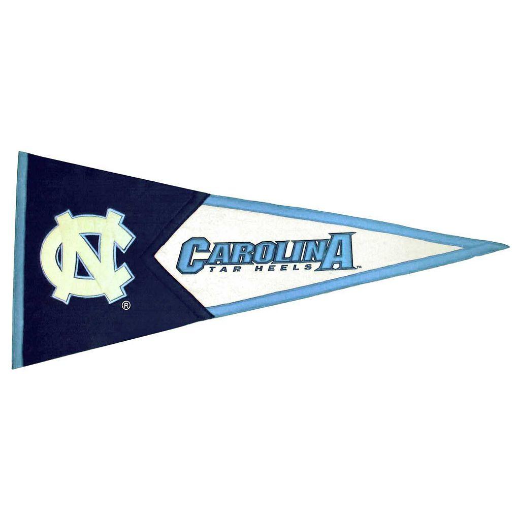 North Carolina Tar Heels Classic Pennant