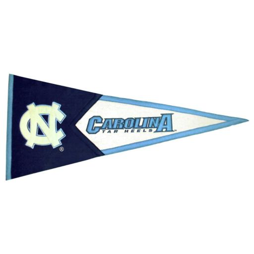 North Carolina Tar Heels Classic Pennant