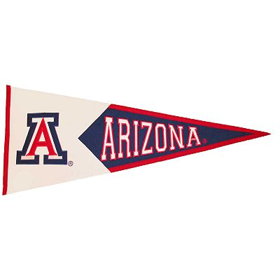 Arizona Wildcats Classic Pennant
