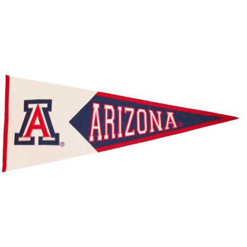 Arizona Wildcats Classic Pennant