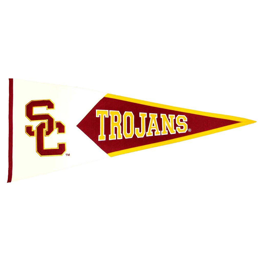 USC Trojans Classic Pennant
