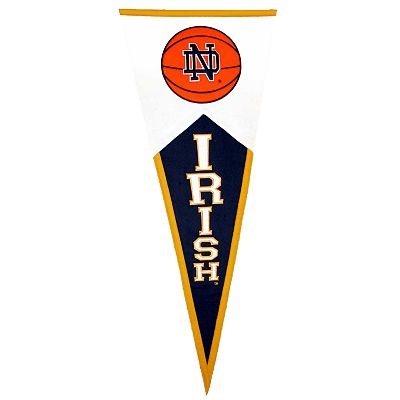 Notre Dame Fighting Irish Classic Pennant