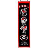 Georgia Bulldogs Heritage Banner