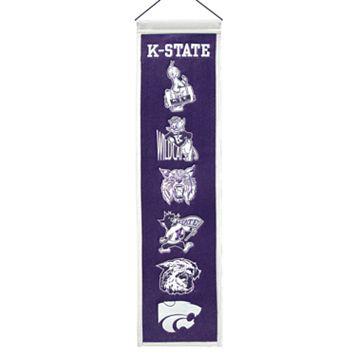Kansas State Wildcats Heritage Banner