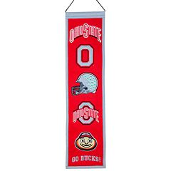 Ohio State Buckeyes Heritage Banner