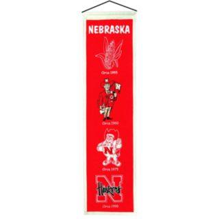 Nebraska Cornhuskers Heritage Banner