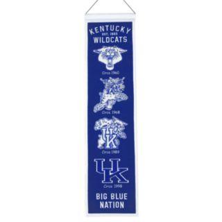Kentucky Wildcats Heritage Banner