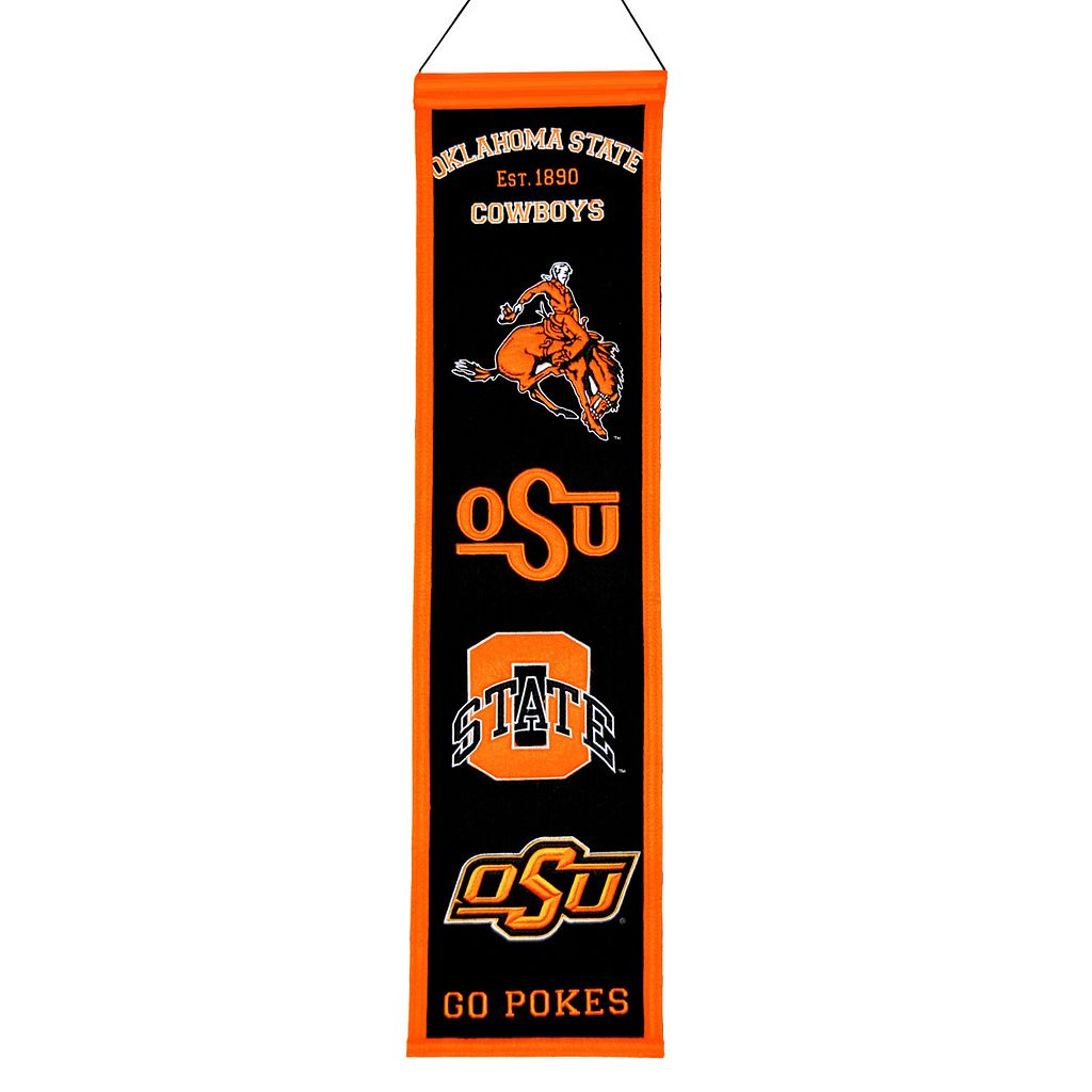 Oklahoma State Cowboys Heritage Banner