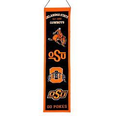 Oklahoma State Cowboys Heritage Banner