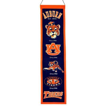 Auburn Tigers Heritage Banner