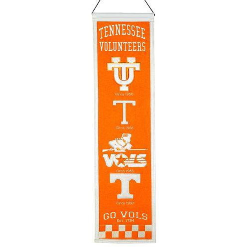 Tennessee Volunteers Heritage Banner