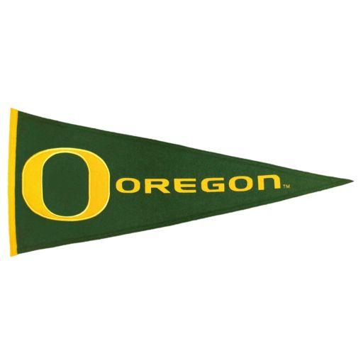 Oregon Ducks Traditions Pennant