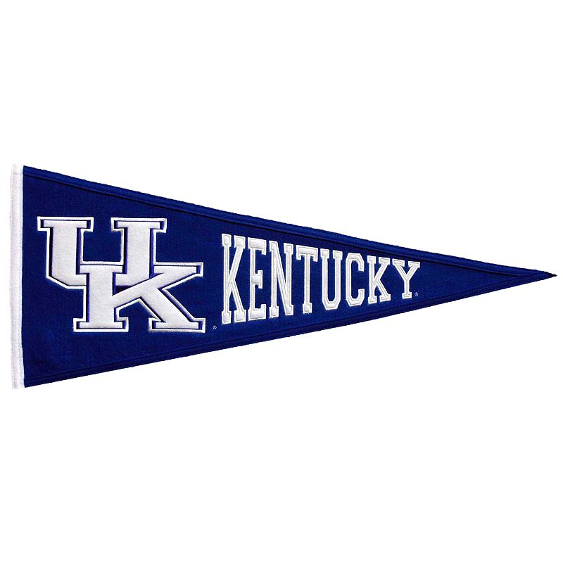 Kentucky Wildcats Traditions Pennant
