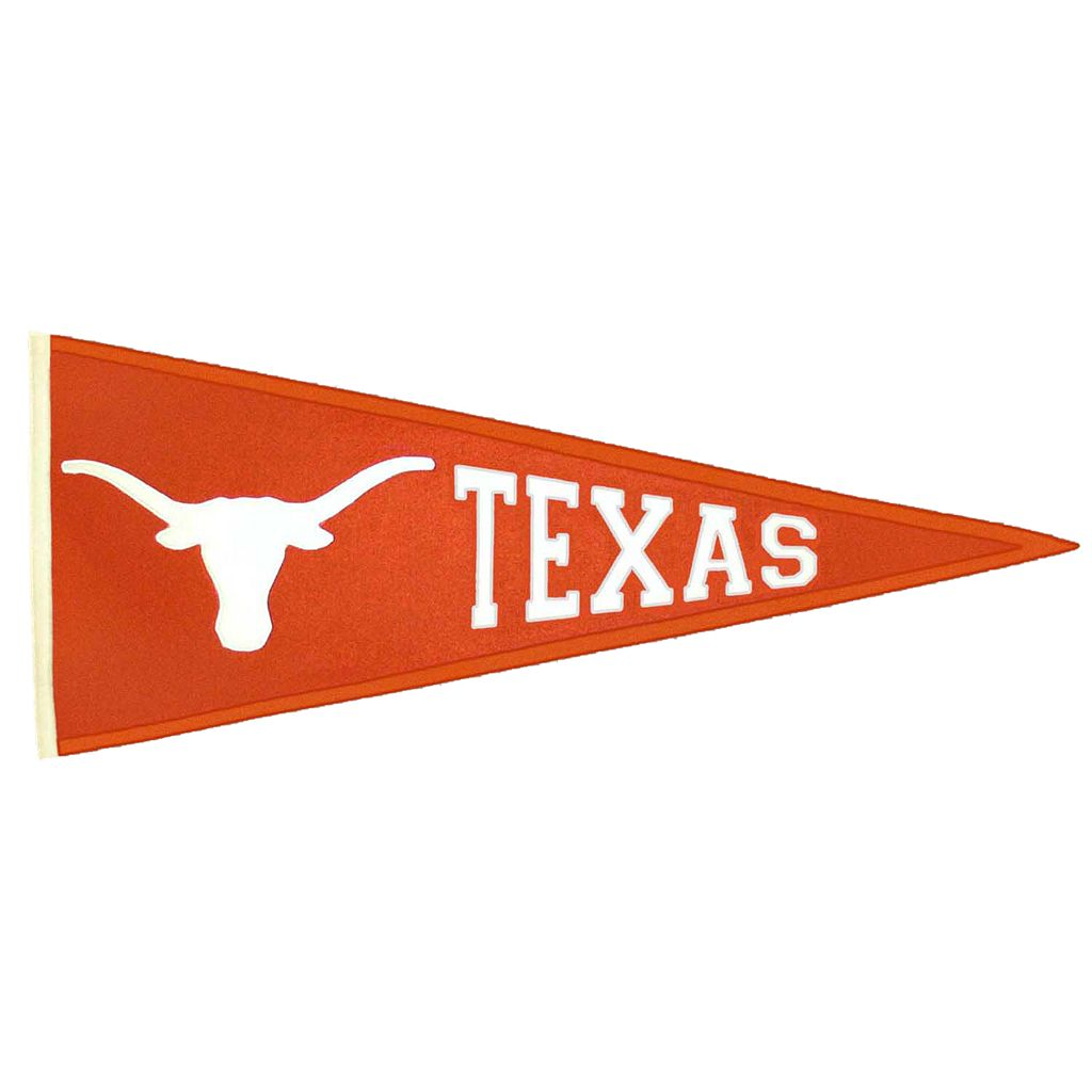 Texas Longhorns Traditions Pennant