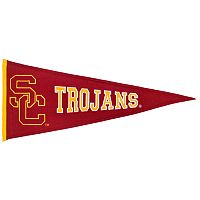 USC Trojans Traditions Pennant