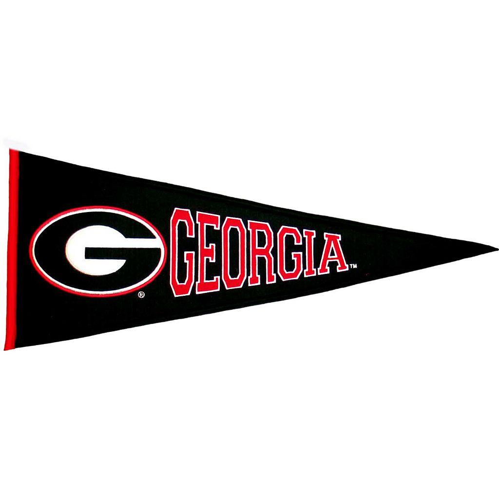 Georgia Bulldogs Traditions Pennant