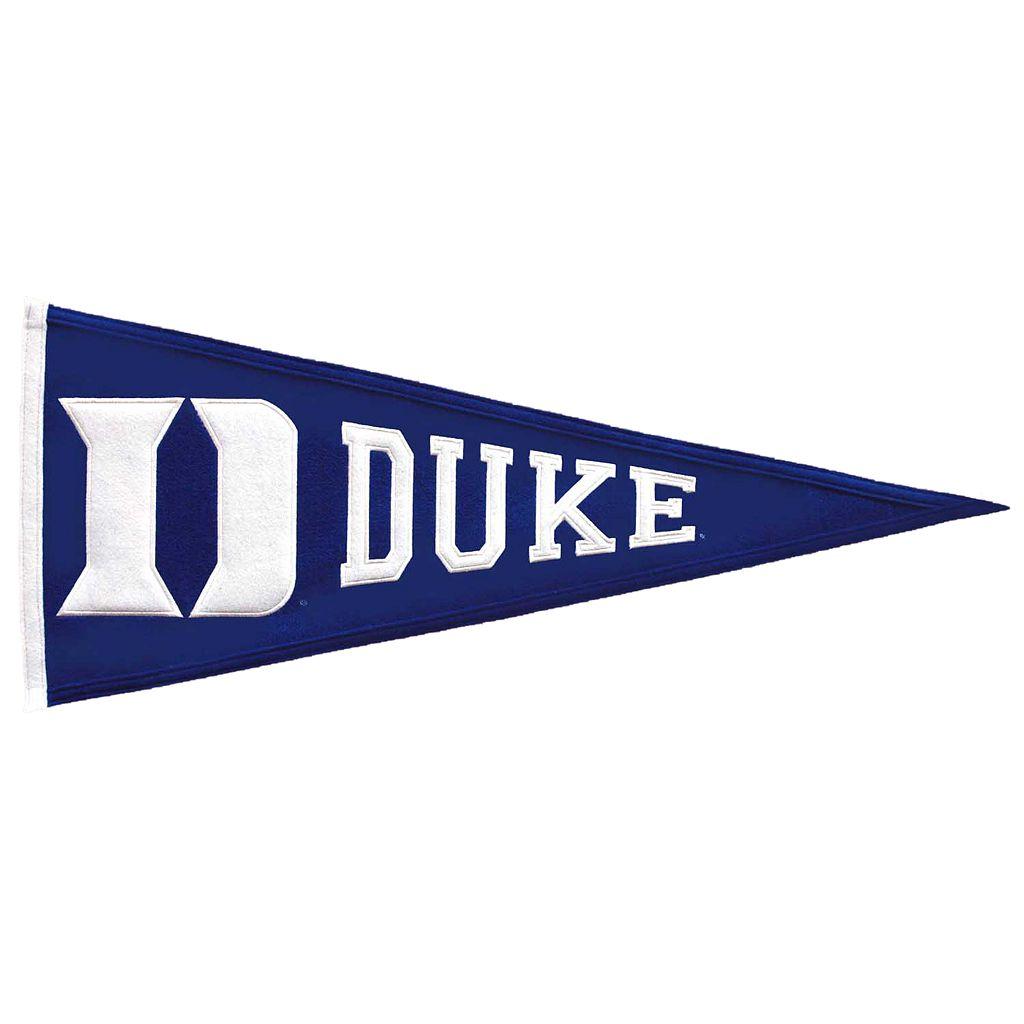 Duke Blue Devils Traditions Pennant