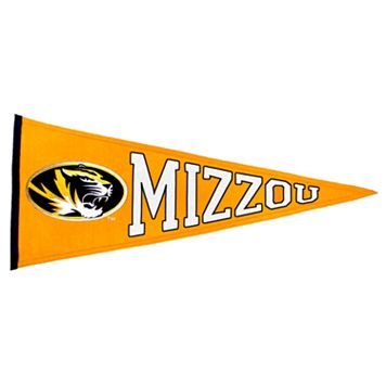 Missouri Tigers Traditions Pennant