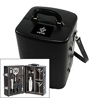 Picnic Time New Orleans Saints Manhattan Cocktail Case