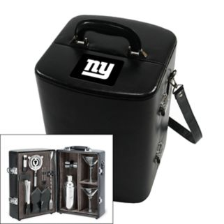 Picnic Time New York Giants Manhattan Cocktail Case