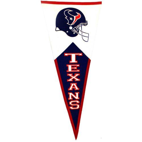 Houston Texans Classic Pennant