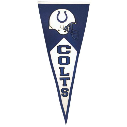 Indianapolis Colts Classic Pennant