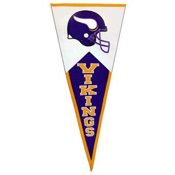 Minnesota Vikings Classic Pennant