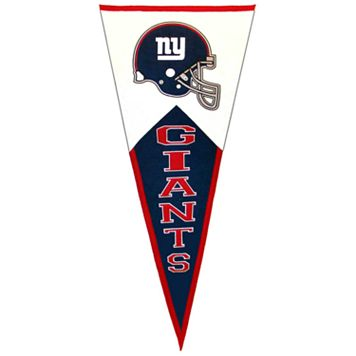 New York Giants Classic Pennant