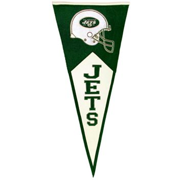 New York Jets Classic Pennant